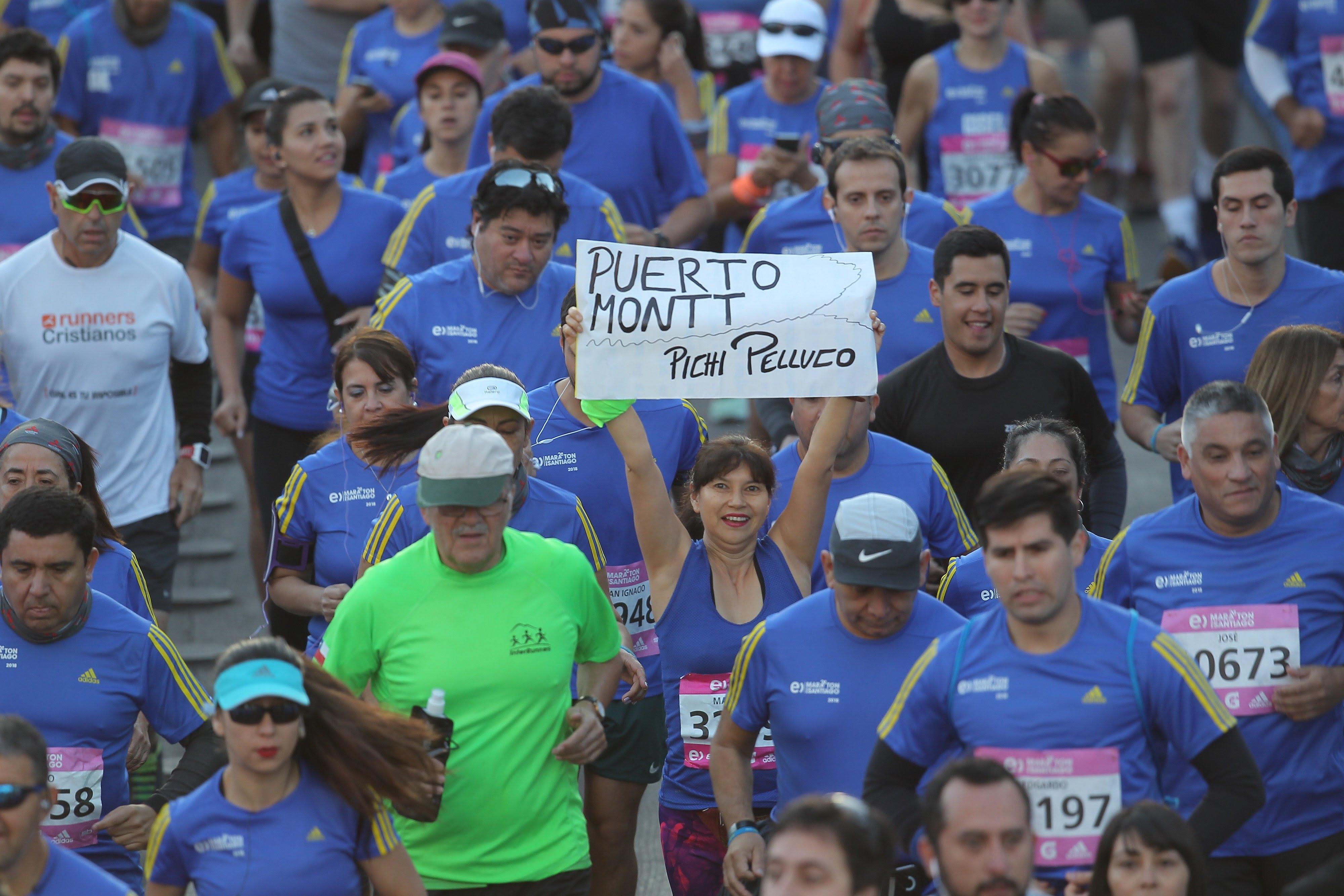 Maratón de Santiago y SKY Airline se unen para beneficiar a runners de regiones