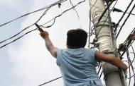 Casi 20 mil familias quedaron sin energía en 2018 por robo de cables