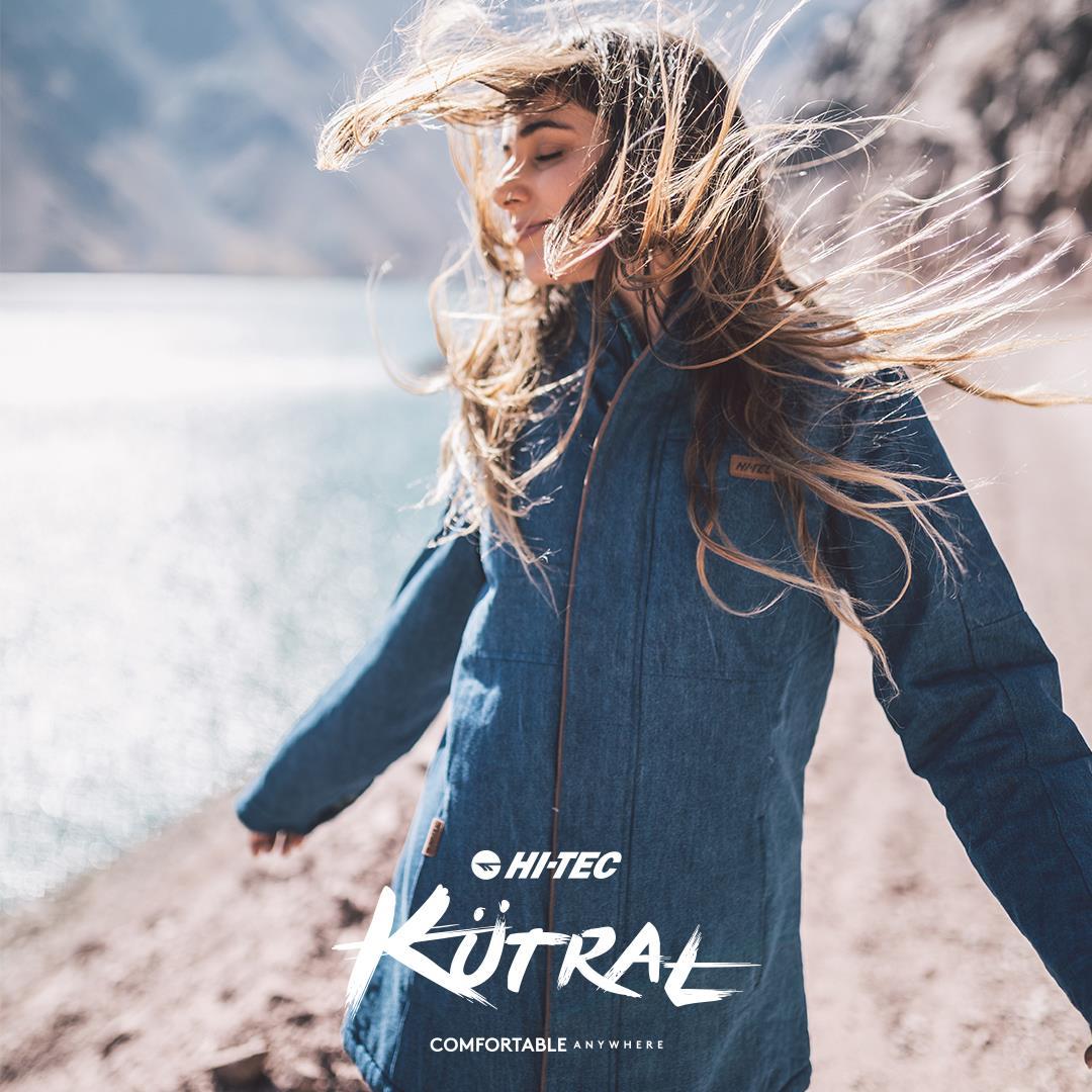 Kütral: Diseño chileno y compromiso con el medio ambiente destacan en la nueva colección de Hi-Tec