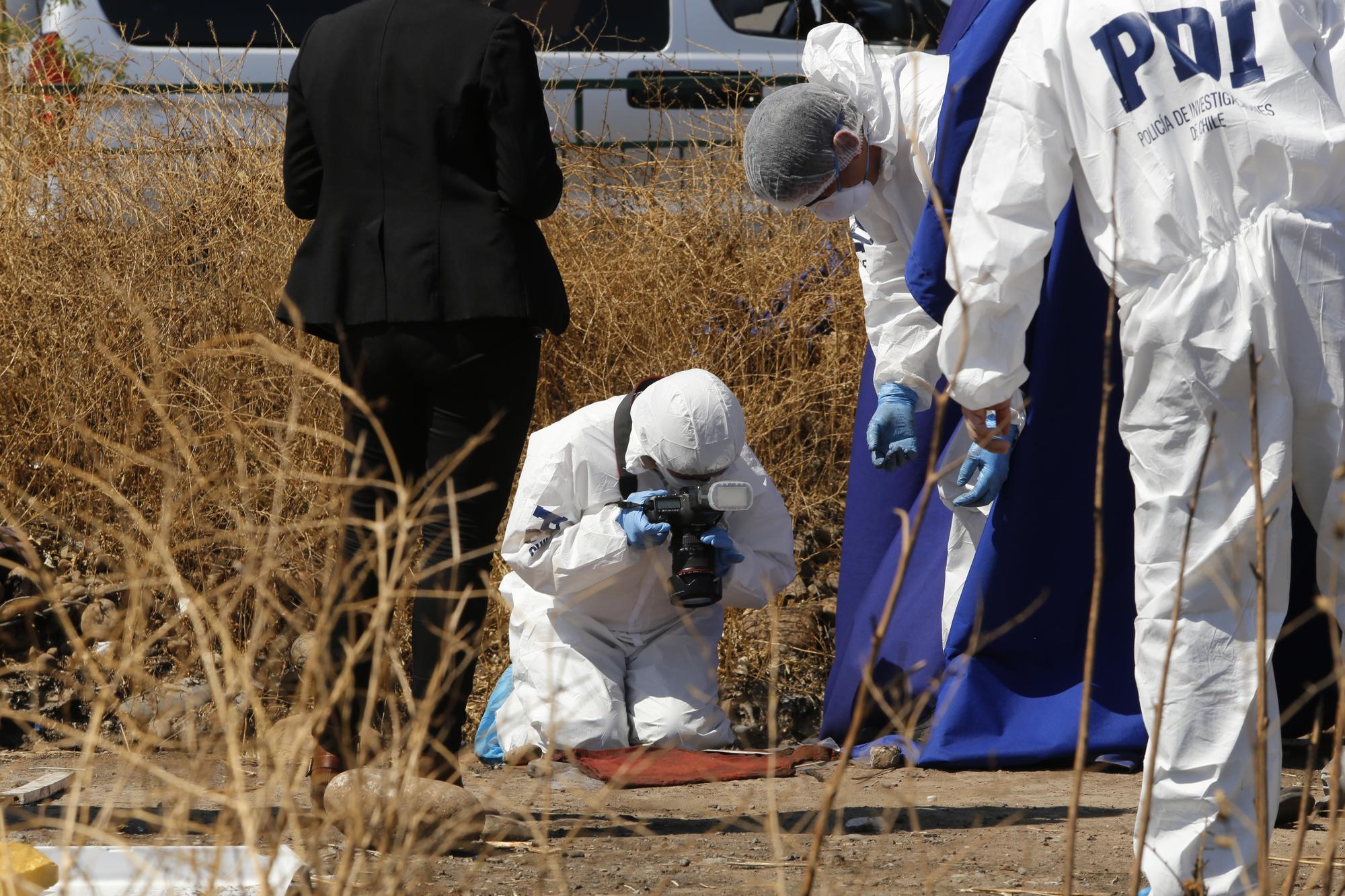 Investigan hallazgo de un cráneo en el cerro La Ballica de Graneros