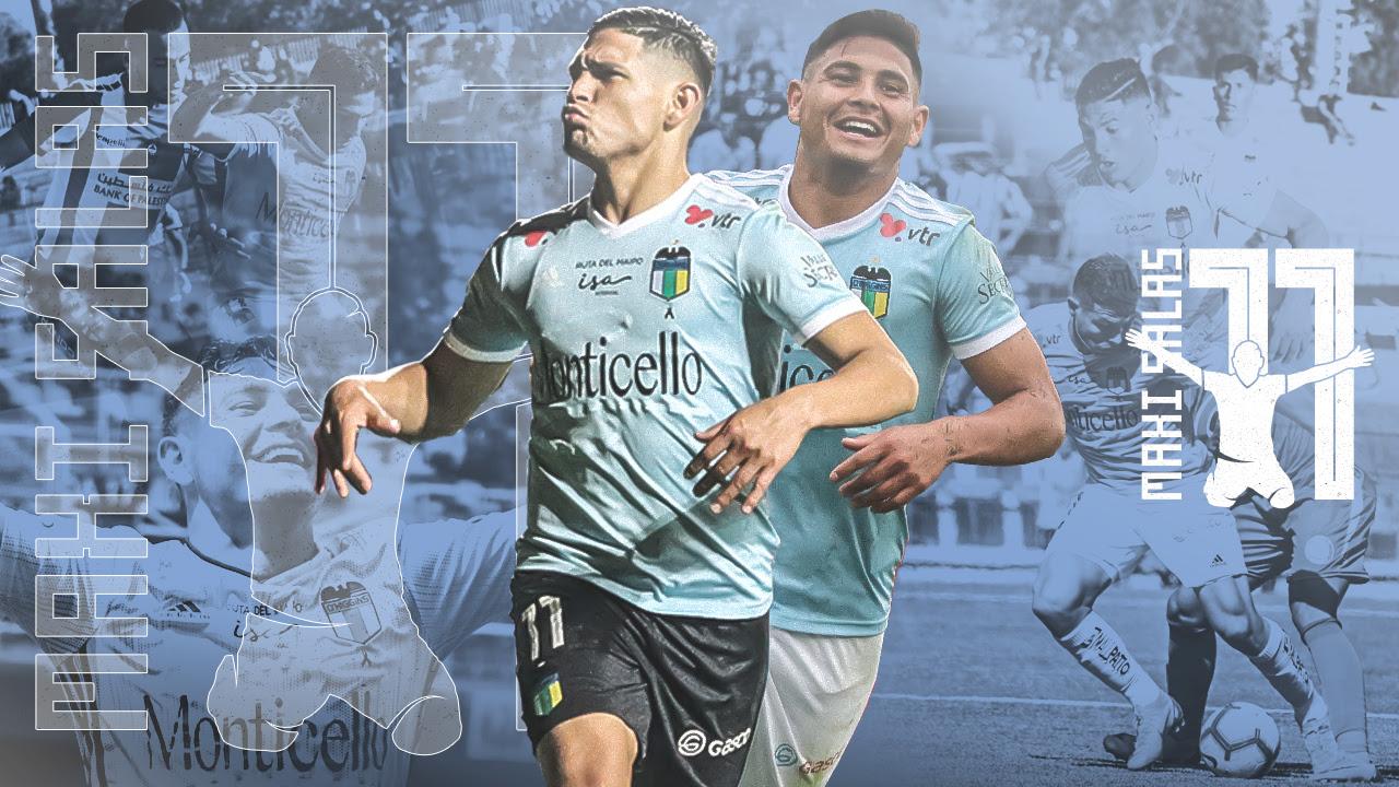 Final Feliz... O'Higgins FC adquiere el pase de Maximiliano Salas