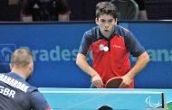 Tenimesista de Rengo representará a la región en los Juegos Parapanamericanos de Lima