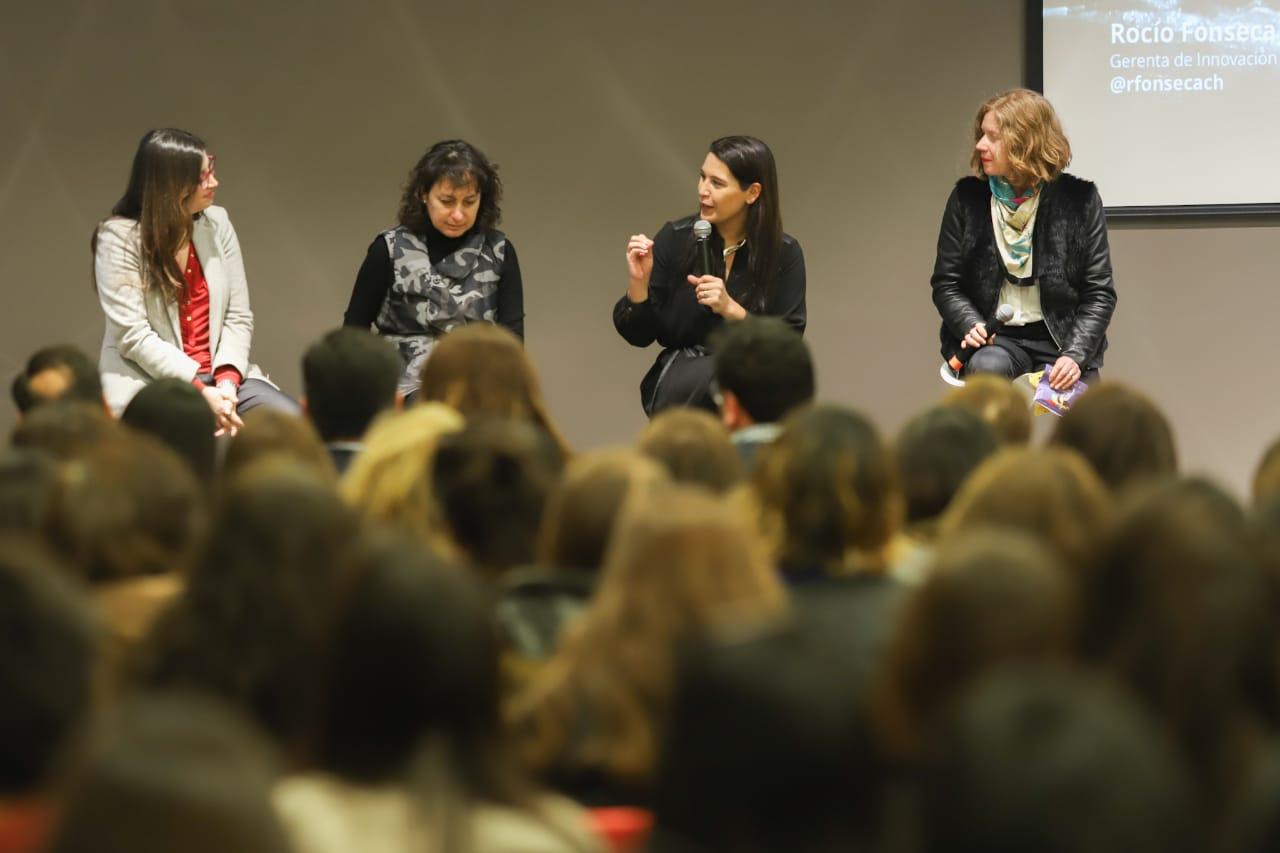 "Exitosa Convocatoria en evento ""Mujer Atrévete a Innovar"" organizado por Corfo en O'Higgins"