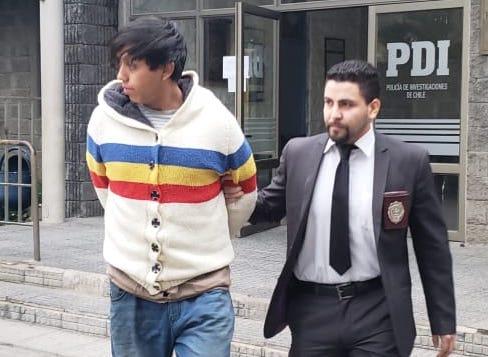 PDI Detiene a sujeto por robos en sector oriente de Rancagua