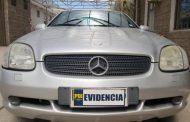 PDI Rancagua recupera auto descapotable contrabandeado desde Iquique