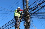 15 Kilómetros de cables en desuso han sido retirados del centro de San Fernando
