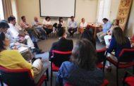 Equipo de Sernatur O'Higgins se reúne con comunidad turística en mesas de reactivación del turismo
