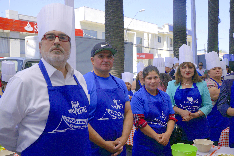 Gastronomía Marina en Plaza de los Héroes: Pescadores artesanales de Navidad serán los protagonistas