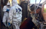 PDI investiga muerte en incendio en Palmilla