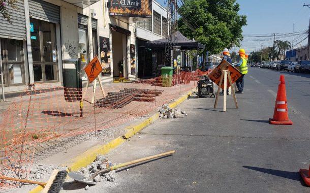 Importantes obras viales buscan dar una nueva cara a Rancagua