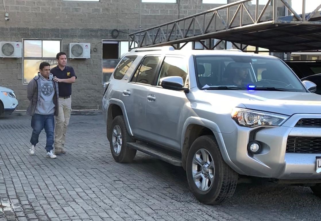 Huellas permitieron captura de Imputado de Robo en Rancagua