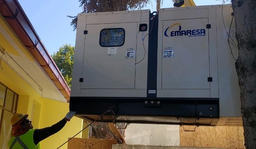 CGE apoya con generadores a centros hospitalarios ante emergencia por COVID-19