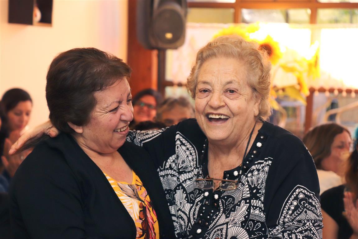 """Condecoran con la """"Medalla del Día de la Mujer"""" a siete mujeres destacadas de la comuna"""