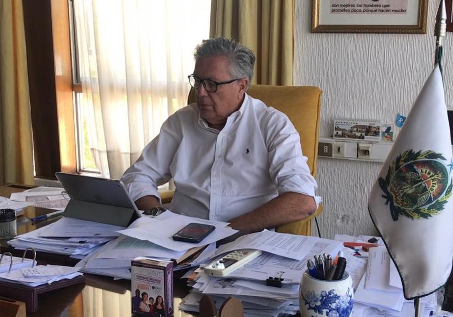 Alcalde Eduardo Soto solicita ayuda del gobierno para solventar incremento en gastos municipales