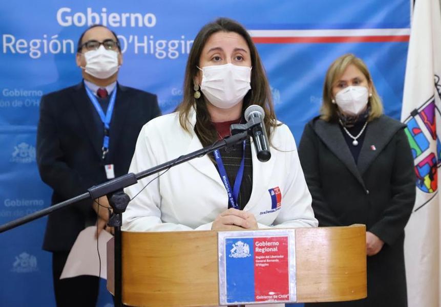 COVID-19: Región reporta una persona fallecida y 21 nuevos casos