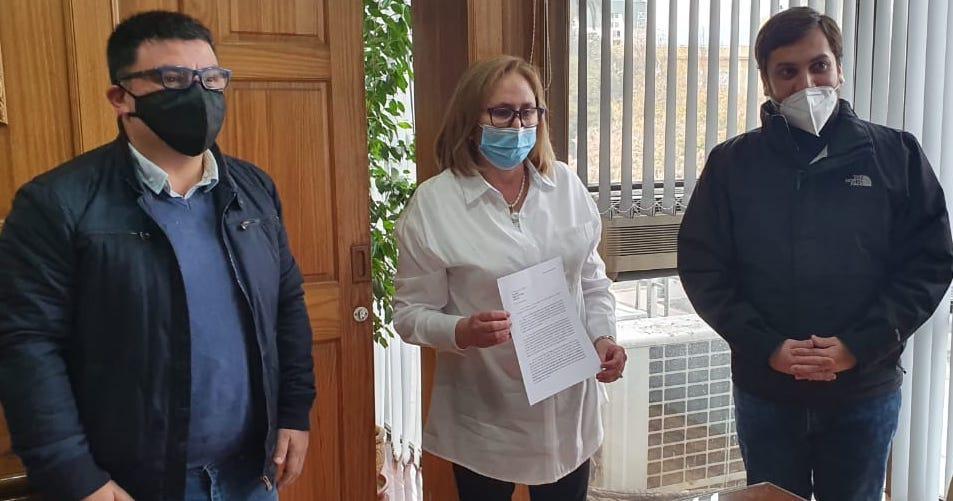 Diputado Raúl Soto y ex Core Juan Ramón Godoy solicitan decretar cuarentena obligatoria para Rancagua