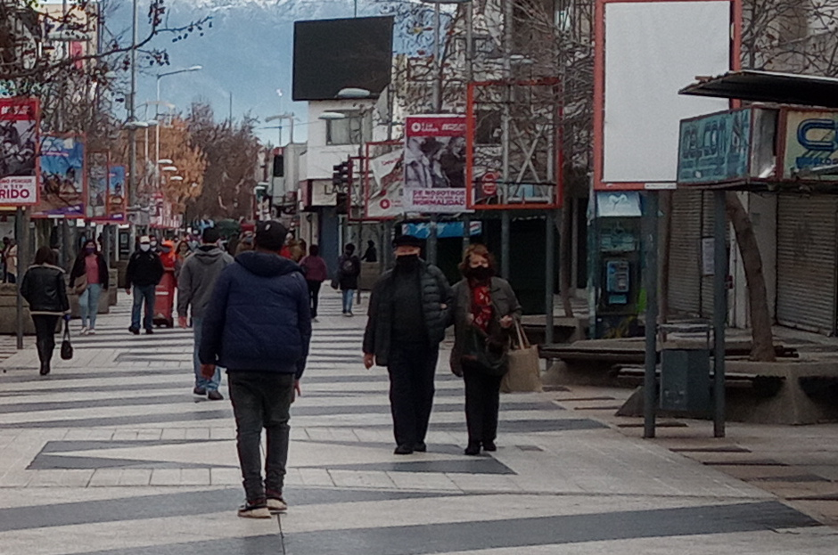 Más de 52 mil habitantes de la Región de O´Higgins son mayores de 75 años