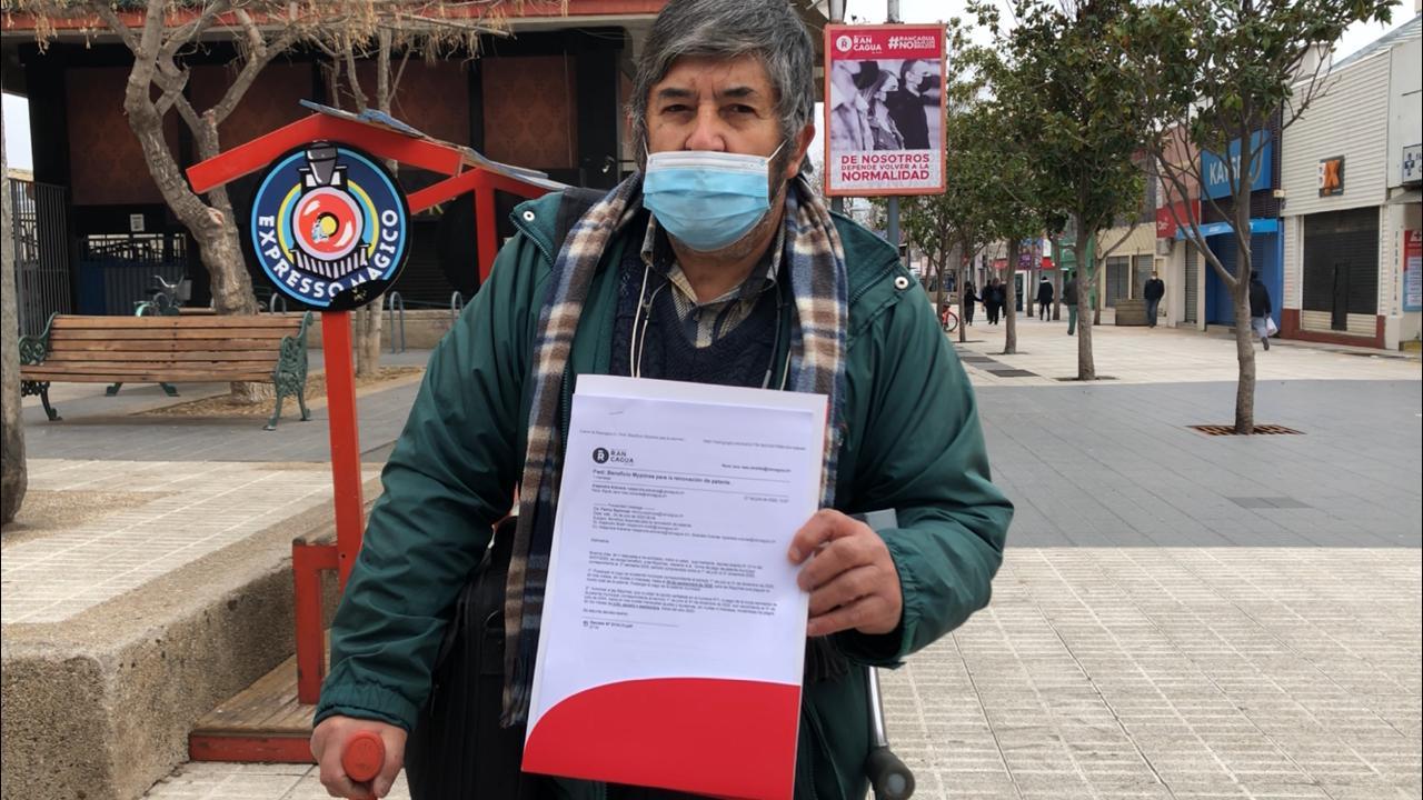 Municipalidad de Rancagua anuncia prórroga en pago de patentes comerciales