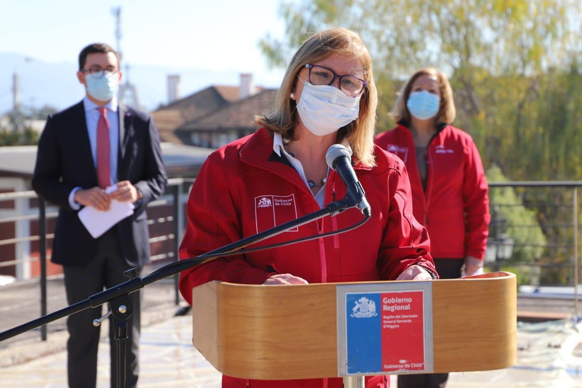 """Intendenta Cofré y nuevas medidas para la clase media: """"Buscan proteger la salud, vida y sueños de las familias"""""""