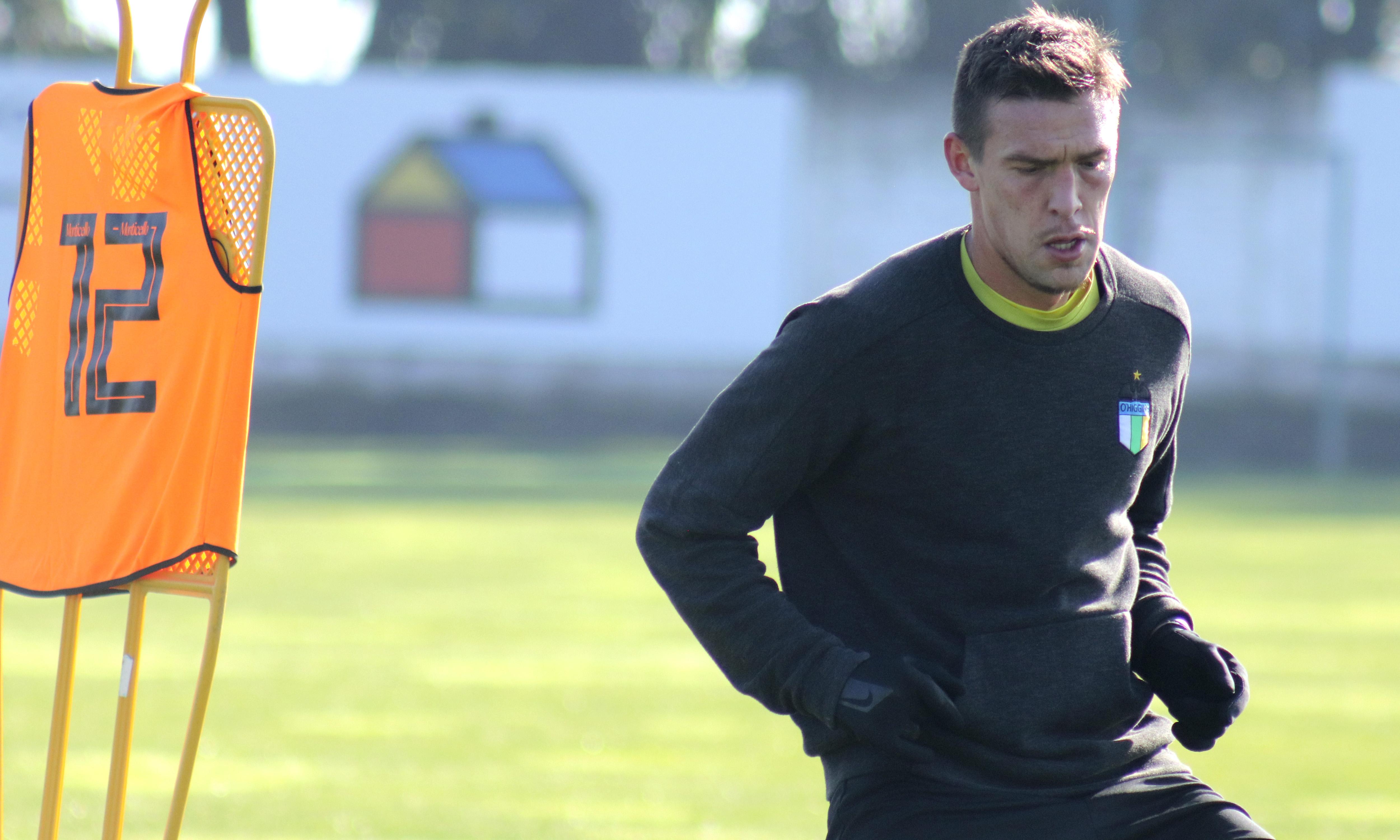 Matías Cahais y la preparación para el torneo: