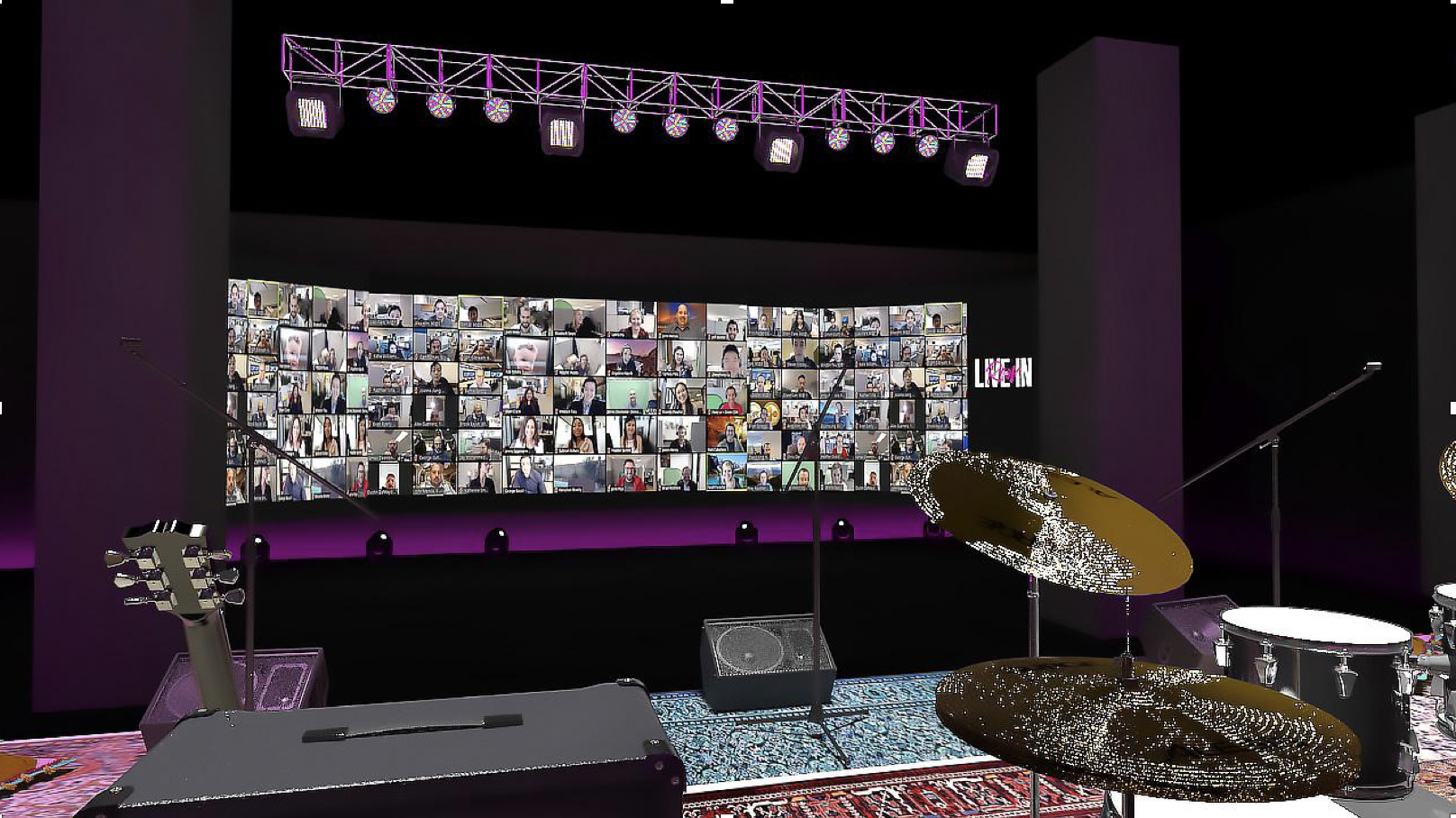 Gonzalo Yañez vuelve a tocar en vivo en festival Live in Room