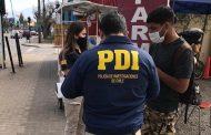 PDI denunció a 20 personas por no cumplir con ley de extranjería