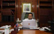 Gobernador Felipe Uribe: