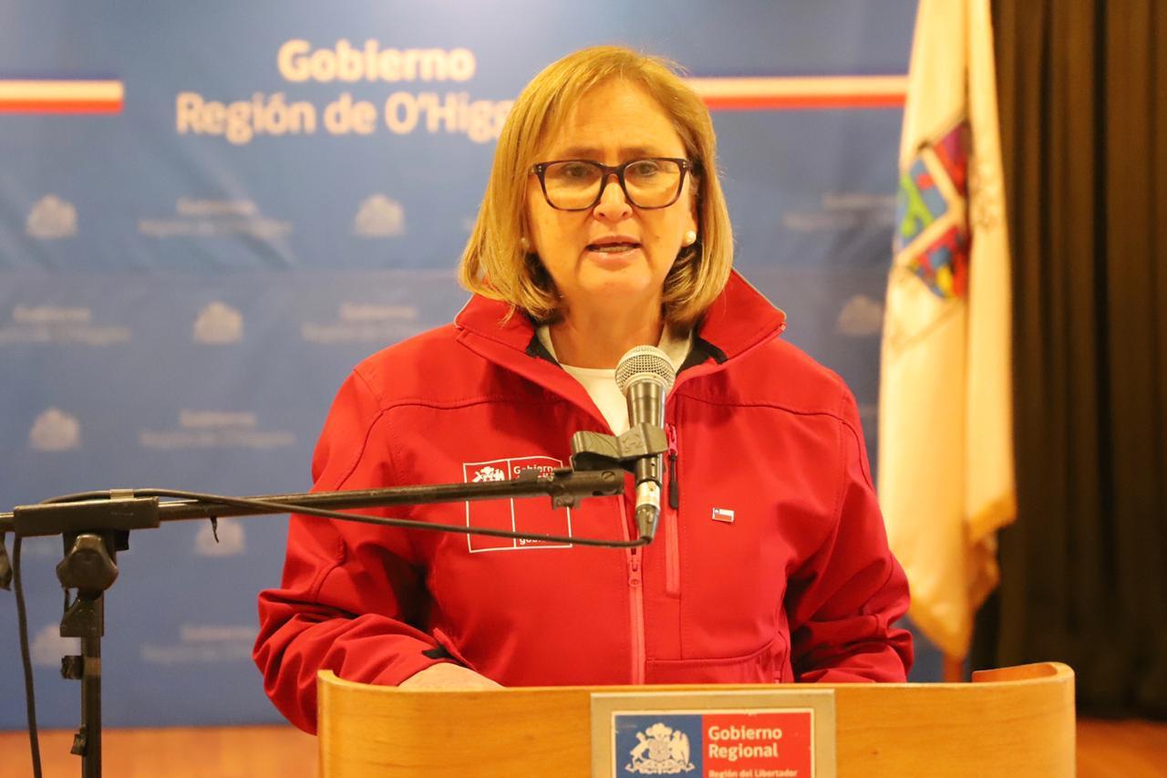 """Intendenta Cofré y Plan Paso a Paso Chile se Recupera en O'Higgins: """"Apunta a reactivar la economía y generar empleos"""""""