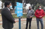 Autoridades dan el vamos a reapertura de recintos deportivos municipales de Rancagua