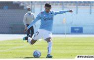 Moisés González debuta en el profesionalismo