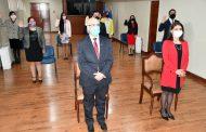 Siete abogados de la región juraron desde la Corte de Rancagua