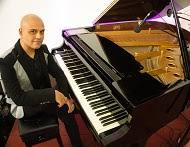 """Destacado Pianista Sergio Mella será el invitado al programa compartamos cultura realizado por el """"Teatro Regional Lucho Gatica""""."""