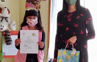 """Niñas y niños exploran su veta literaria a través del concurso """"Contemos una historia en cuarentena"""""""