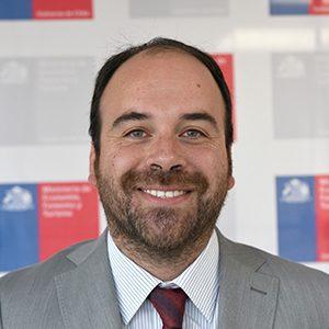 Ignacio Tello asumió como Director Regional del Sernac