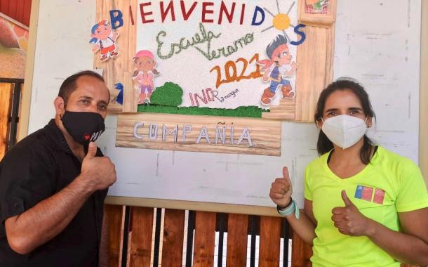 """Verano Entretenido y Seguro: """"Trabajo de temporada y centros de cuidado"""