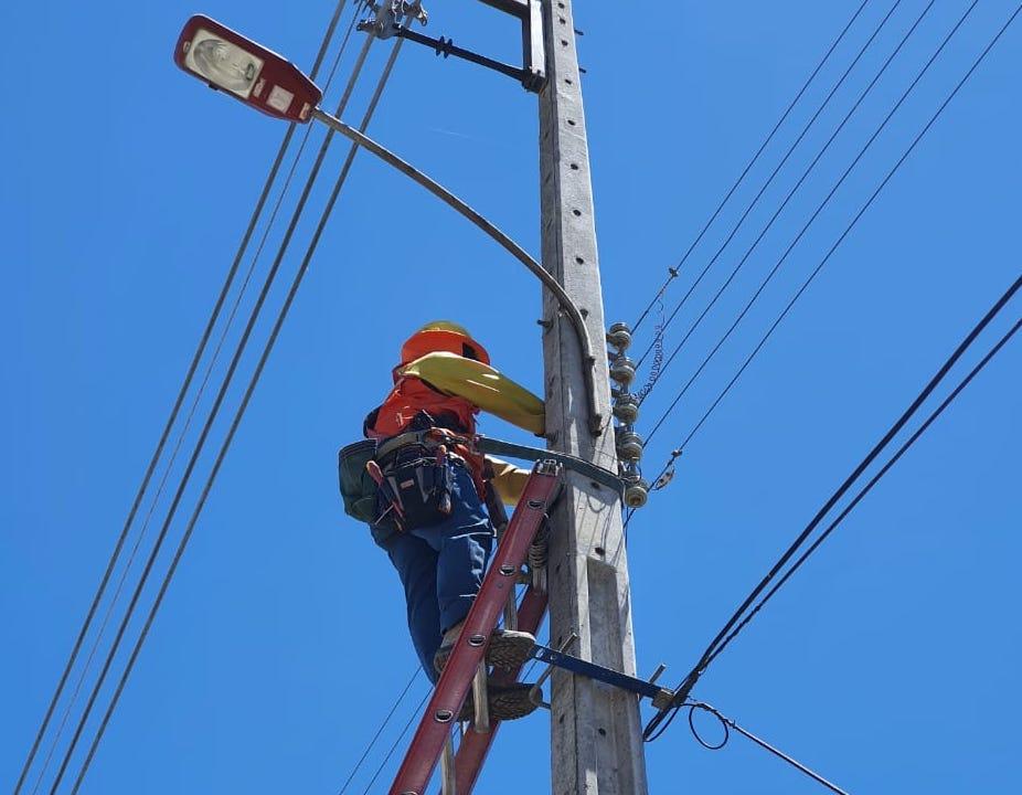 SEC O'Higgins oficia a CGE por cortes de luz registrados en Pichilemu durante sistema frontal