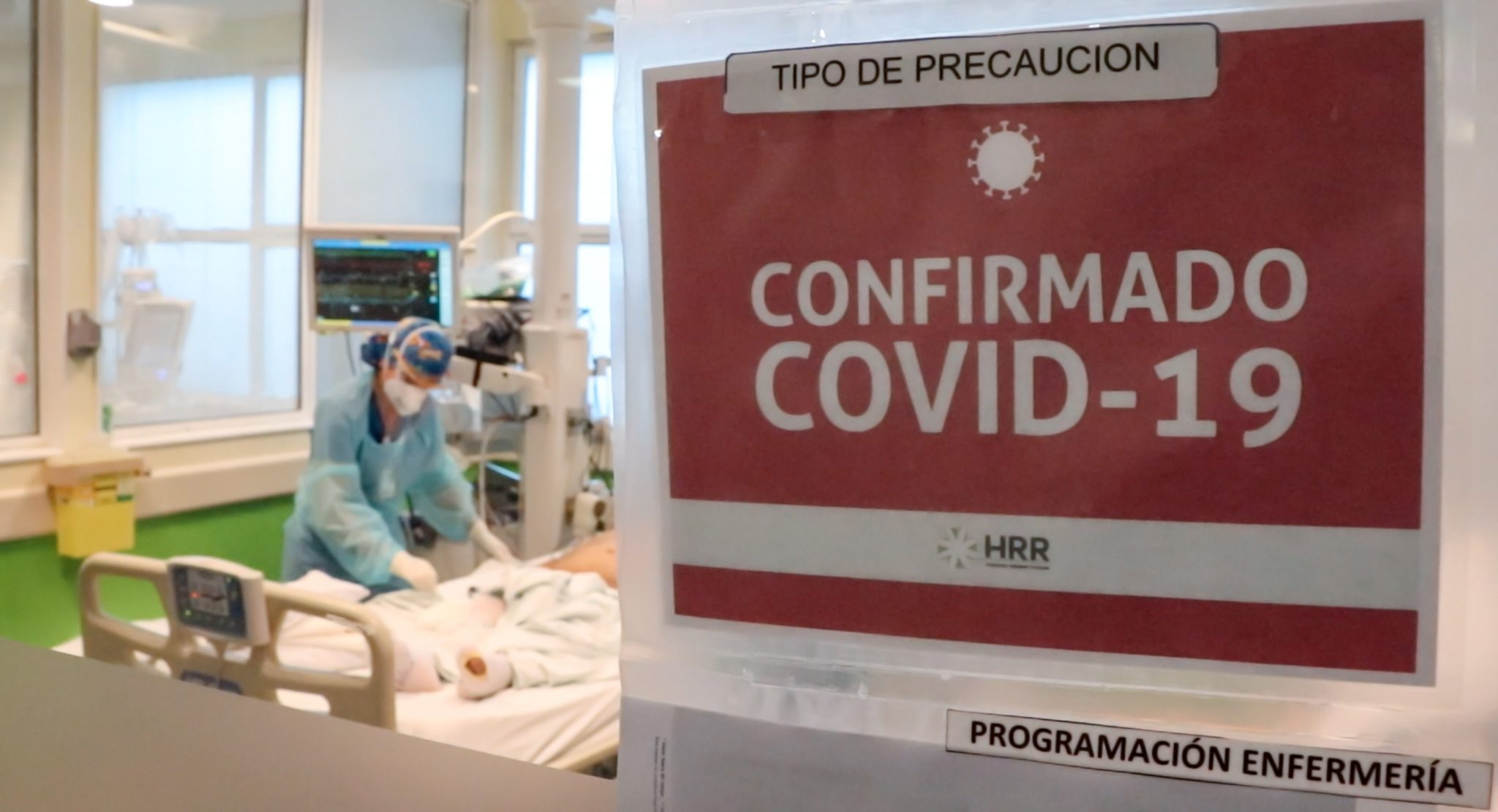 Hospital Regional de Rancagua presenta un 96% de uso de camas críticas