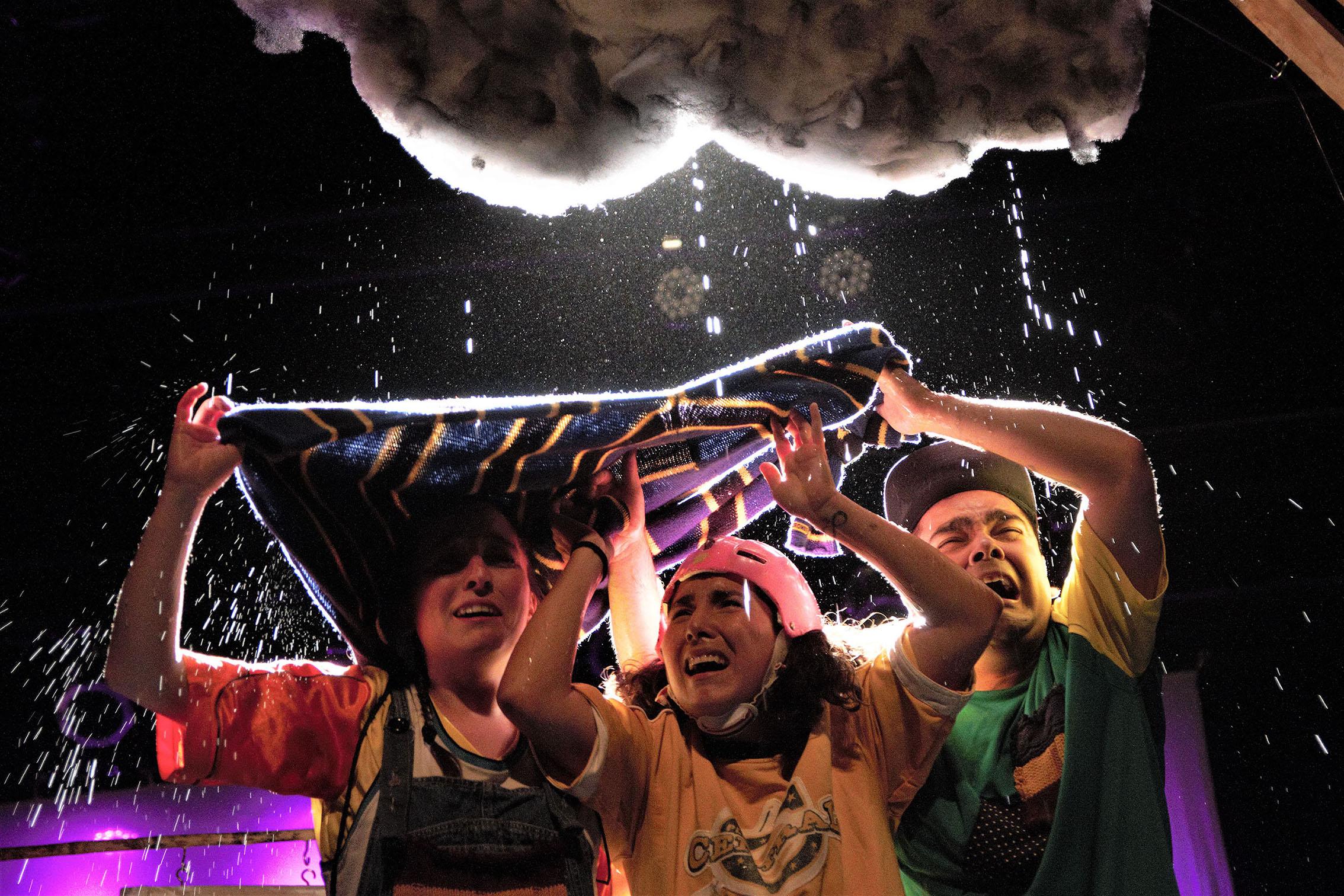 El teatro callejero se vuelca a lo virtual en una inédita gira por la Región de O'Higgins