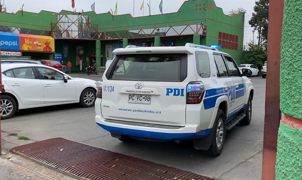 Rancagua: Violento asalto a distribuidora de Licores SOCOMEP propietario recibió tres disparos en sus piernas