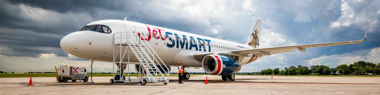 JetSMART celebra su 5º aniversario con pasajes desde los $500
