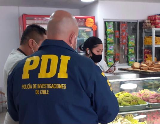 PDI detectó a 16 extranjeros en situación irregular