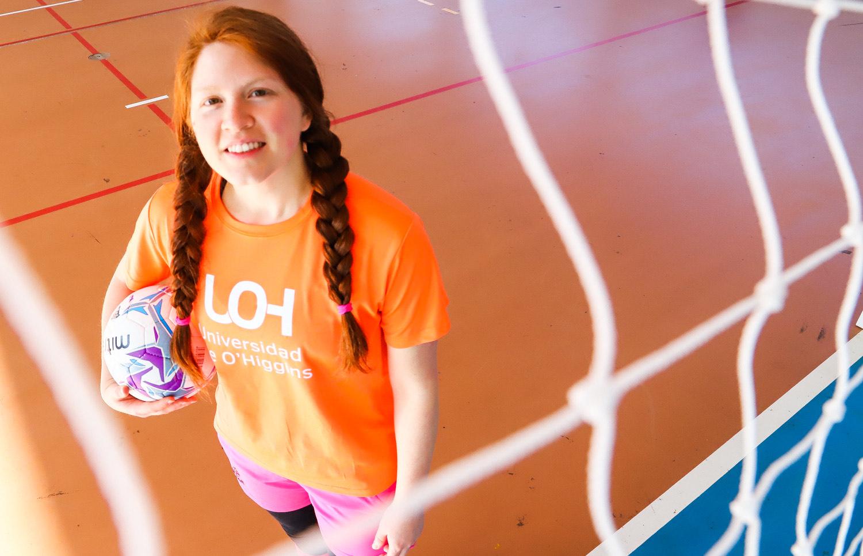 Deportistas destacados de la región podrán estudiar en la Universidad de O'Higgins