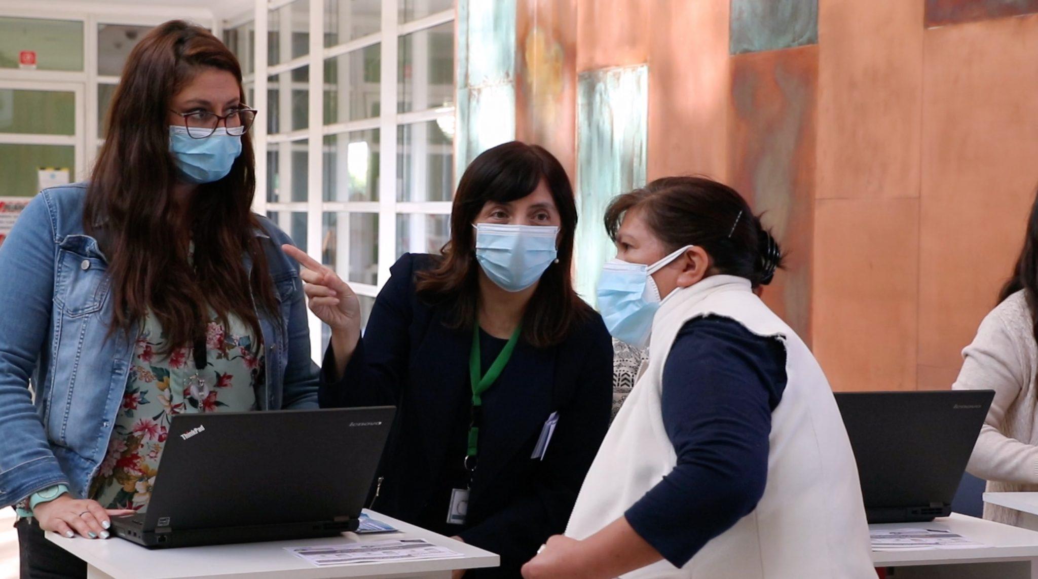 Hospital Regional Rancagua implementa medidas ante aumento de casos COVID-19