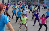 """Zumba para ellas: con deporte celebramos el """"Día de la Mujer"""""""
