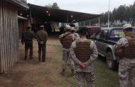 Detienen a 29 personas que participaban en carreras a la chilena