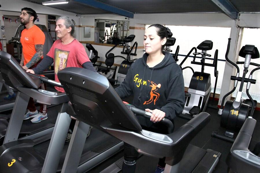 Los gimnasios no pueden abrir en fase (2) de transición