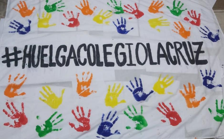 Histórica huelga de profesores en colegio de los Legionarios de Cristo