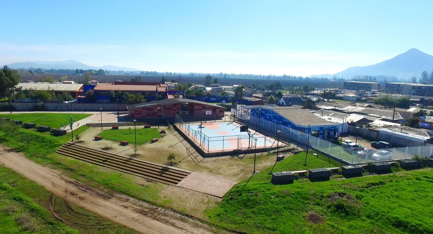 """Disponible licitación para construir """"Centro Elige Vivir Sano"""" en Santa Cruz"""