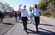 Pavimentación Ruta H200 sector Santa Elena un logro importante para los vecinos de Rancagua.
