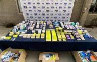 PDI Desbarató farmacia móvil